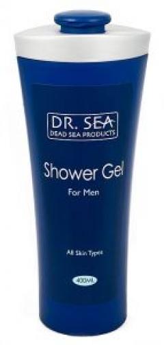Гель для душа для мужчин Доктор Си Shower Gel For Men Dr. Sea