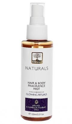 """Парфюмированный спрей для тела и волос """"Экзотическая страсть"""" БиоСелект Naturals Fragrance Mist BIOSelect"""