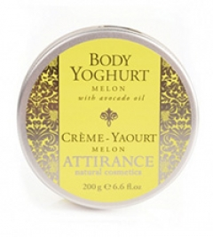 Йогурт для тела Дыня Аттиранс Melon Body Yogurt Attirance