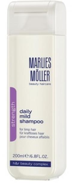 Мягкий шампунь для ежедневного примененияМарлис Мёллер Daily Mild Shampoo Marlies Moller