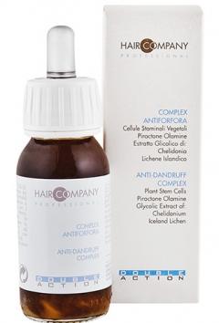 Комплекс против перхоти Хаир Компани  Double Action Anti-Dandruff Complex Hair Company