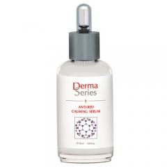 Антистрессовая сыворотка против покраснений для мгновенного успокаивающего эффекта Дерма Сириес Anti-red calming serum Derma Series