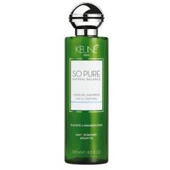 Шампунь «Освежающий» Кёне So Pure Cooling Shampoo Keune
