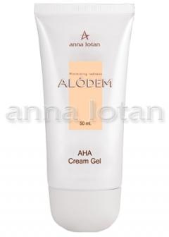 Крем-гель с альфа-гидрокислотами Анна Лотан Alodem AHA Cream Gel Anna Lotan