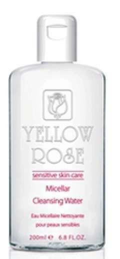 Мицеллярная вода для снятия макияжа Йелоу Роуз Micellar Cleansing Water Yellow Rose
