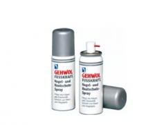 Защитный спрей «Фусскрафт» Геволь Nagel-und Nautschutz-Spray Gehwol