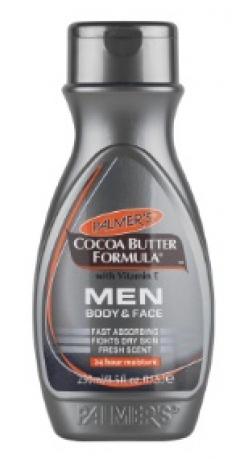 Мужской лосьон для ухода за телом Палмерс Cocoa Butter Formula MEN Body & Face Lotion Palmers