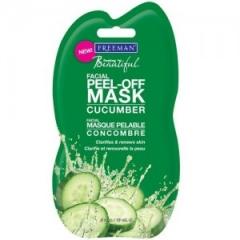 Маска-пленка для лица Огурец Фриман Feeling Beautiful Cucumber Facial Peel-Off Mask  Freeman