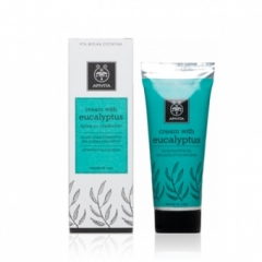 Крем для тела с эвкалиптом Апивита Healthcare Cream with Eucalyptus Apivita