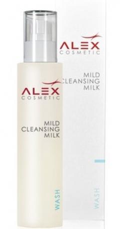 Мягкое очищающее молочко Алекс Косметик Mild Cleansing Milk Alex Cosmetic