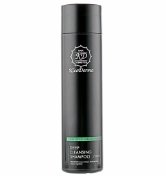 Шампунь очищающий для всех типов волос Клеодерма DEEP CLEANSING SHAMPOO KleoDerma