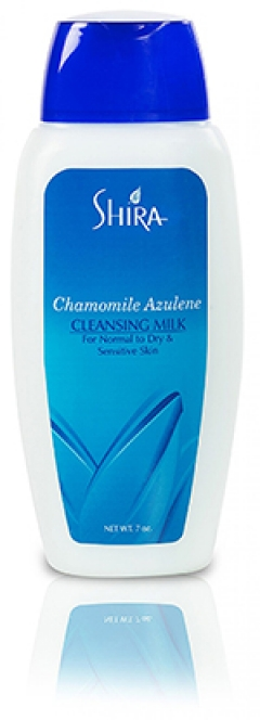 Очищающее молочко Шира Chamomile Azulene Cleansing Milk Shira