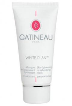 Осветляющая увлажняющая маска Гатино White Plan Skin-Lightening Moisturizing Mask Gatineau