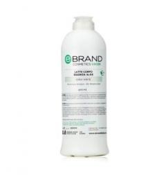 Молочко для тела «Алое вера» Ебренд Latte Corpo Idratante Aloe Vera Ebrand
