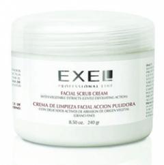 Деликатный скраб для всех типов кожи Биокосметика Эксель Face Scrub Biocosmetica EXEL