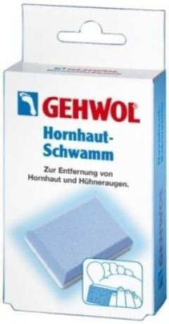 Пемза для загрубевшей кожи Геволь Hornhaut-schwamm Gehwol