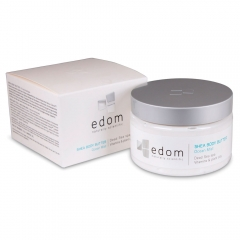 "Крем для тела с маслом Ши ""Океанический туман"" Эдом Shea Body Butter Ocean Edom"