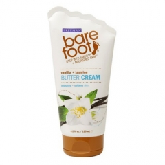 Крем-масло для ног Ваниль и Жасмин Фриман Bare Foot Butter Cream Vanilla and Jasmine Freeman