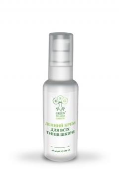 Дневной крем для всех типов кожи Грин Фарм Косметик Green Pharm Cosmetic
