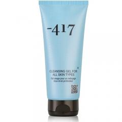Гель очищающий для лица для всех типов кожи Минус 417 Energizing Cleansing Gel Minus 417