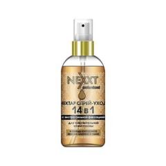 Нектар спрей-уход 14в1 с экстра сильной фиксацией Некст Профешнл Nectar Spray Care14in1 Nexxt Professional
