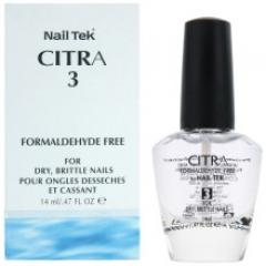 Средство для сухих и ломких ногтей Нейл Тек Citra 3 Nail Tek