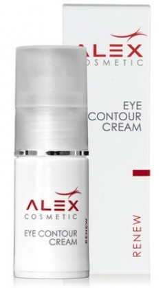 Регенерирующий крем вокруг глаз Алекс Косметик Eye Contour Cream Alex Cosmetic