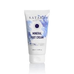 Минеральный крем для ног Сатара Mineral Foot Cream Satara