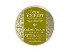Йогурт для тела Лимон и Олива Аттиранс Lemon & Olive Body Yogurt Attirance