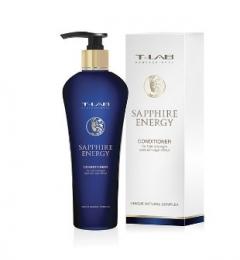 Кондиционер для силы волос и эффекта анти-эйдж Т-Лаб Профешнл Sapphire Energy Conditioner T-Lab Professional