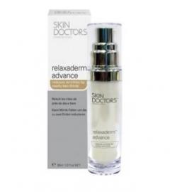 Прогрессивный крем для лица против глубоких и мимических морщин Скин Доктор Relaxaderm Advance Skin Doctors