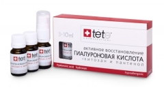 Гиалуроновая кислота + Хитозан и Пантенол Тете Hyaluronic acid & Hydroxan Tete