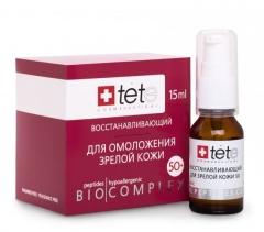 Восстанавливающий биокомплекс для возрастной кожи 50+ Тете Biocomplex restores aging skin 50+ Tete
