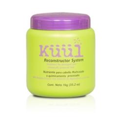 Маска для осветленных и поврежденных волос Кул Reconstructor System Kuul