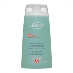 Антибактериальный очищающий гель Норел Acne – Antibacterial cleansing gel Norel