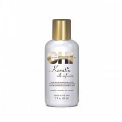 Жидкий шелк для волос Чи Keratin Silk Infusion Chi
