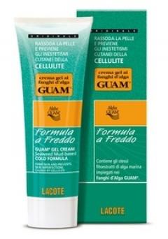 """Подтягивающий антицеллюлитный гель """"Холодная формула"""" Гуам Crema Gel ai Fangi d'Alga a Freddo Guam"""