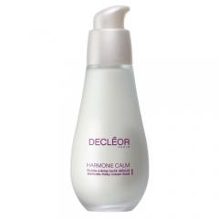 Крем-флюид нежный успокаивающий молочный для чувствительной кожи Деклеор Harmonie Calm Delicate Milky Cream Fluid Decleor