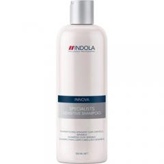 Шампунь для чувствительной кожи головы Индола Innova Specialists Sensitive Shampoo Indola
