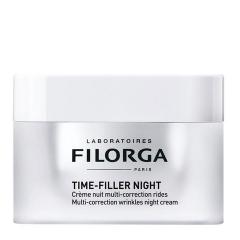 Ночной восстанавливающий крем против морщин Филорга Time-Filler Night Creme Nuit Filorga