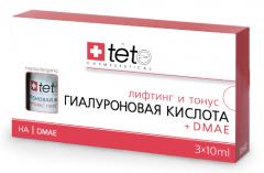 Гиалуроновая кислота + ДМАЭ Тете Hyaluronic Acid + DMAE Tete