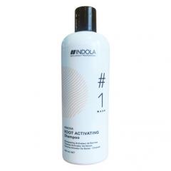 Шампунь для активации роста волос Индола Innova Root Activating Shampoo Indola