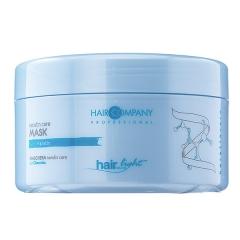Маска восстанавливающая с протеинами кератина Хаир Компани Hair Light Keratin Care Mask Hair Company