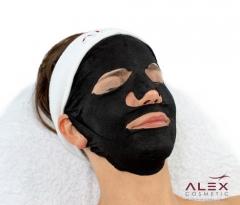 Детоксицирующая лифтинг-маска (саше) Алекс Косметик THE BLACK MASK Alex Cosmetic