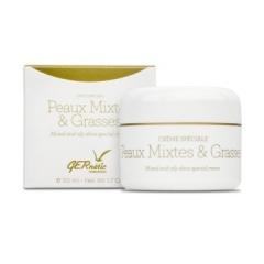 Крем для смешанного и жирного типов кожи MIXED & OILY SKIN special cream GERNETIC