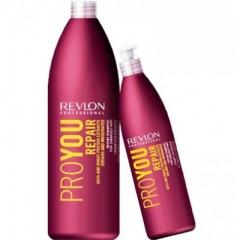 Шампунь восстанавливающий Ревлон Профессионал Pro You Repair Shampoo Revlon Professional