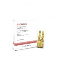 Сыворотка с лифтинг эффектом Natuvalia Сесдерма Natuvalia Firming Ampoules Serum Immediate Lifting Effect Sesderma
