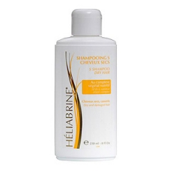Шампунь для сухих и поврежденных волос Элиабрин Shampoo for dry and damaged hair Heliabrine