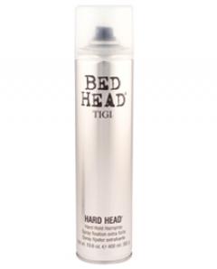 Лак для волос сильной фиксации Тиджи Bed Head Hard Head Hard Hold Hairspray Tigi