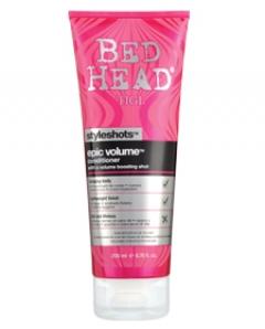 Кондиционер придающий волосам объём Тиджи Bed Head Styleshots Epic Volume Conditioner Tigi